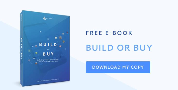 build vs buy app marketing tool