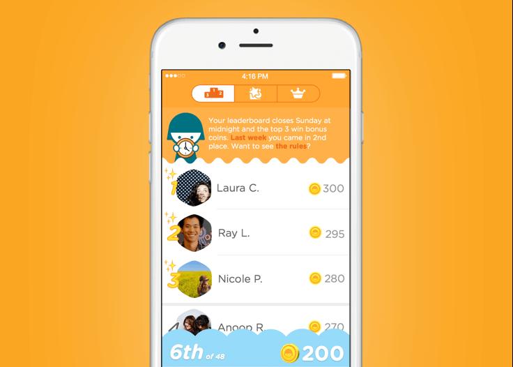 swarm app leaderboards