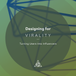 Designing for virality banner