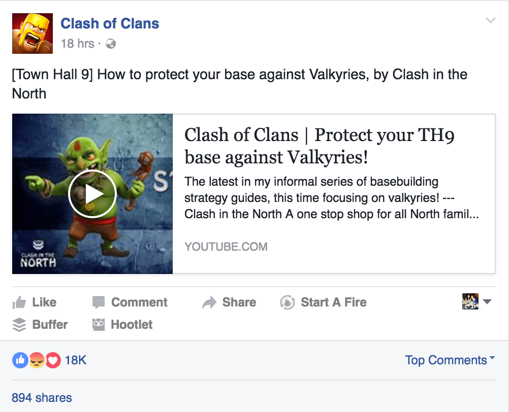 facebook-content-marketing