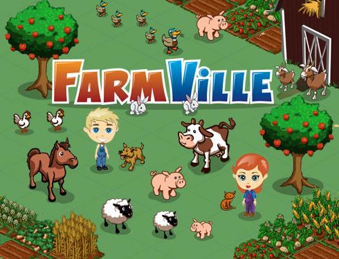 farmville app referral marketing viral marketing